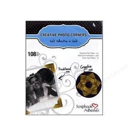 3L 3l photo corners Gold