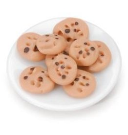 Darice Darice mini plate of cookies