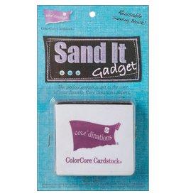 Cordinations Sand it Gadget
