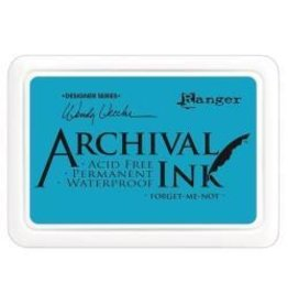 Ranger R archival ink forget me not