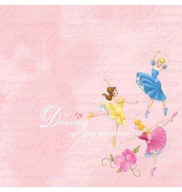 Sandy Lion 12SL princess dancing