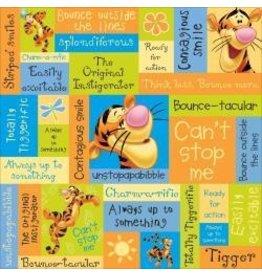 Sandy Lion 12SL Tigger phrases
