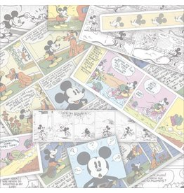 Sandy Lion 12SL Mickey color comic