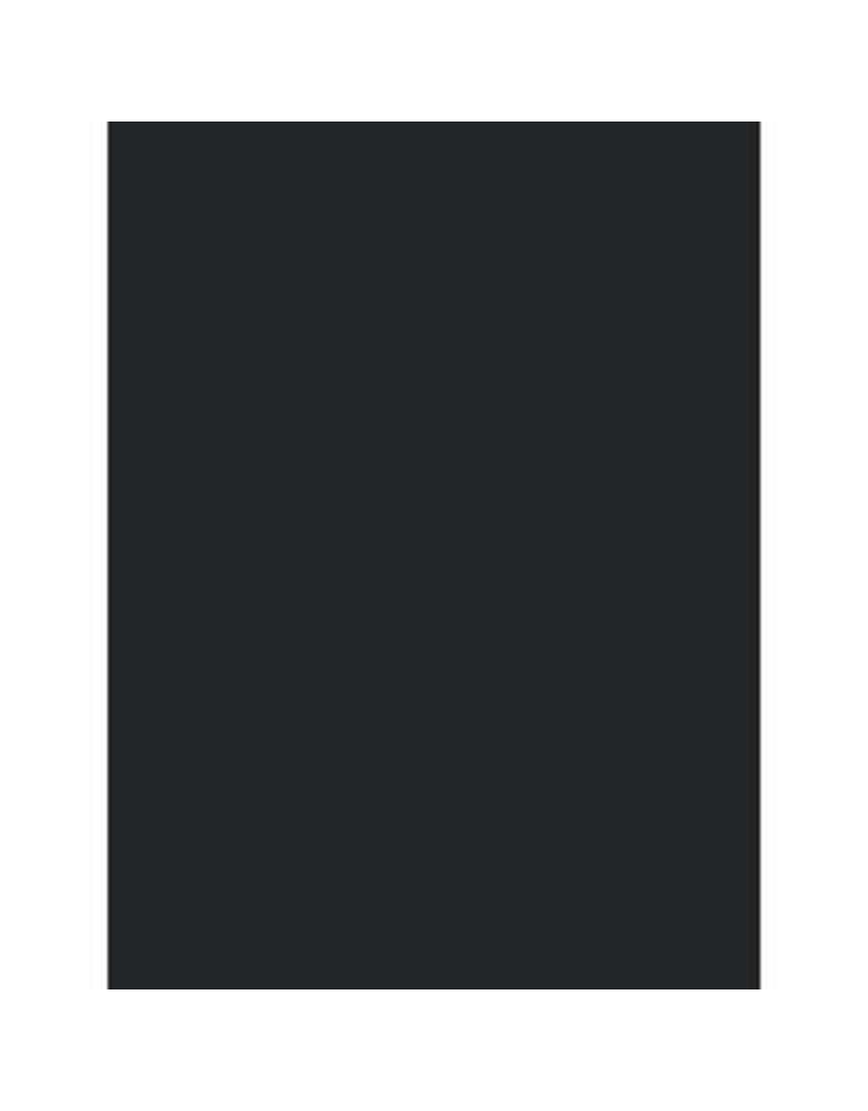 Bazzill 5x7 black chipboard 1 gauge