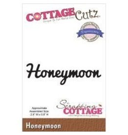 Cottage Cutz CC die honeymoon