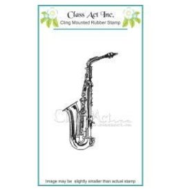 Class Act INc CA stamp sax