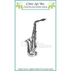 Class Act INc CA stamp sax