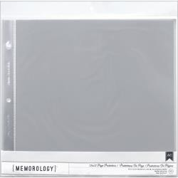 American Crafts AC page protectors 12x12 10 pack