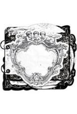 Bo Bunny BB chipboard album enchanted