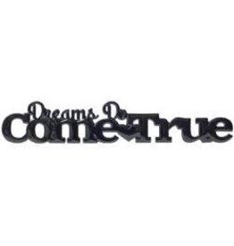 Queen & Co QC sticker dreams do come true