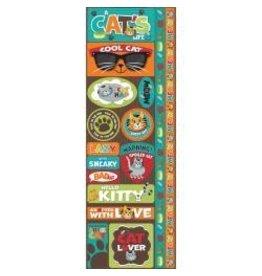 Reminisce RM sticker Cats