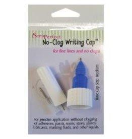 Scraperfect Scraperfect no clog writing cap medium