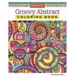Design originals Design originals groovy abstract coloring book