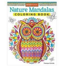 Design originals Design originals nature mandalas coloring book