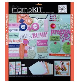 Me and My Big Ideas Mambi pregnancy kit