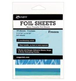 Ranger R foil sheets Frozen