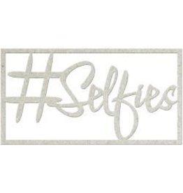 FabScraps FS chipboard selfies