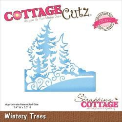 Cottage Cutz CC die wintery trees