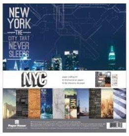 Paper House PH 12x12 pack new york