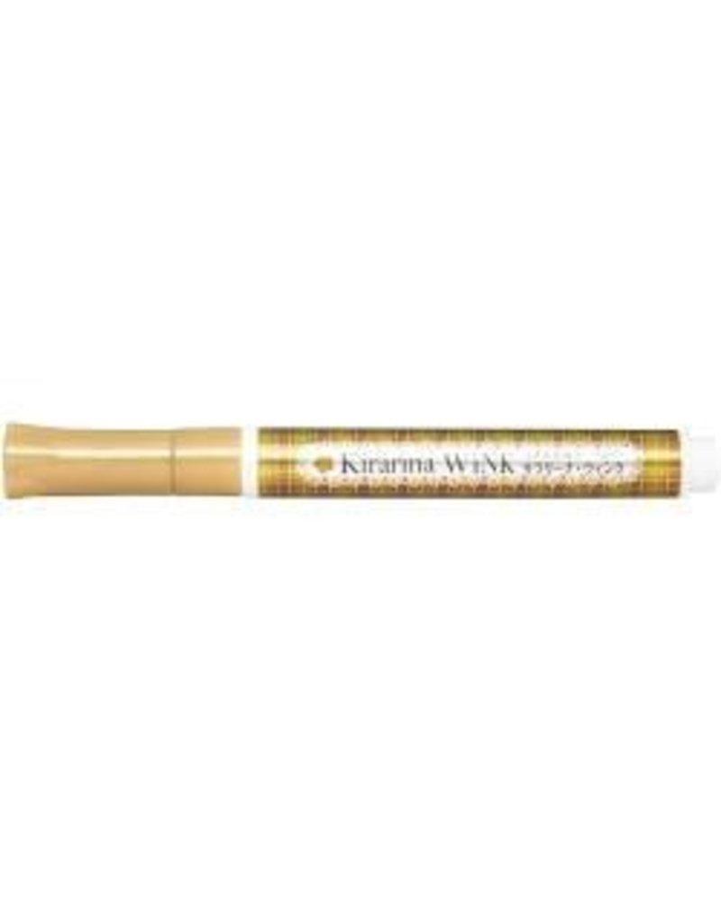 Copic Kirarina wink gold metallic