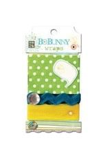 Bo Bunny BB ribbon wraps