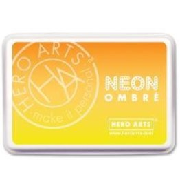 Hero Arts HA Neon yellow to orange
