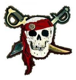Paper Wizard PW Pirate Diecut