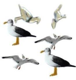 Eyelet Outlet EO brads seagulls