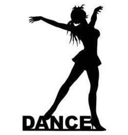 Scrapbook Studios SS diecut dance