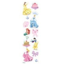 EK Success EK princess birthday stickers