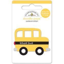Doodlebug DB pop school bus