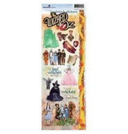 Paper House PA stickers wizard of oz