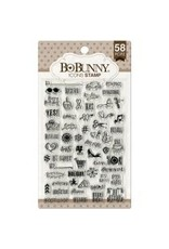 Bo Bunny BB stamp icons