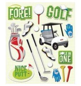 K and Company KandK golfing