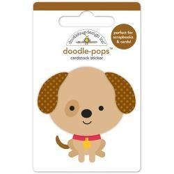 Doodlebug DB pop sticker parky