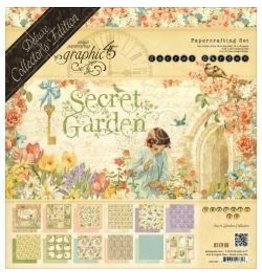 Graphic 45 G45 Secret Garden collector edition