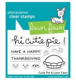 Lawn fawn LF stamp cutie pie