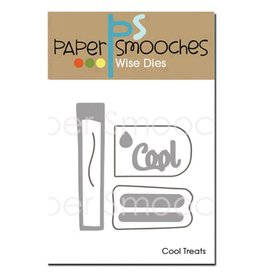 Paper Smooches PS die cool treats
