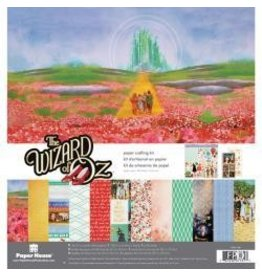 Paper House PH 12x12 Wizard of Oz pack