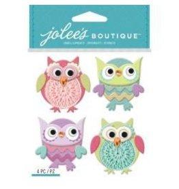 EK Success EK cutesy owl