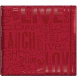 MBI MBI album red post live love laugh