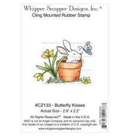Whipper Snapper WS stamp butterfly kisses