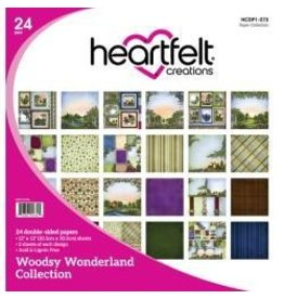 Heartfelt Creation HC 12x12 Woodsy Wonderland