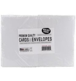 Leader Cards and envelopes A7