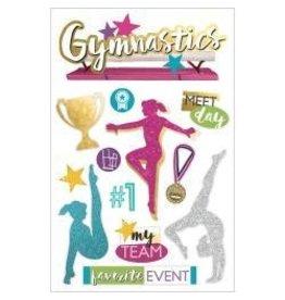 Paper House PH sticker gymnastics