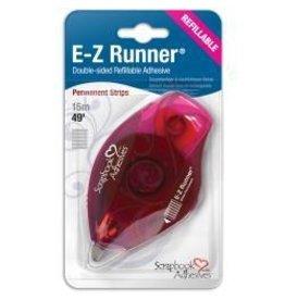 3L EZ runner pink handle