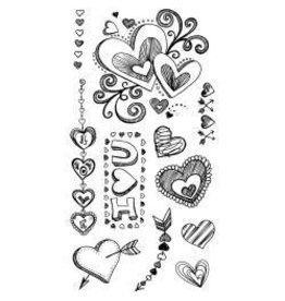 Sizzix Sizzix stamp doodle love
