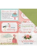 Carta Bella 12CB girl journal cards