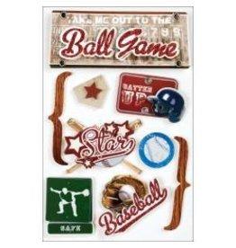 Paper House PH 3d baseball
