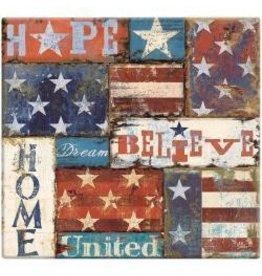 MBI MBI 12x12 album American patch